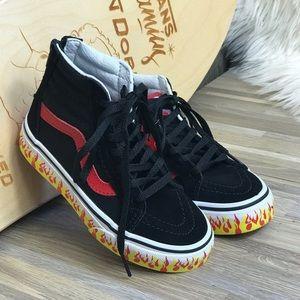 77aaf20cbdc4dc Kids  Vans Sk8 Hi Sneaker on Poshmark